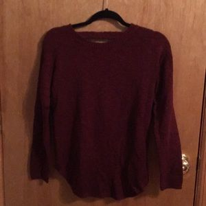 Rue 21 Lace Up Back Sweater